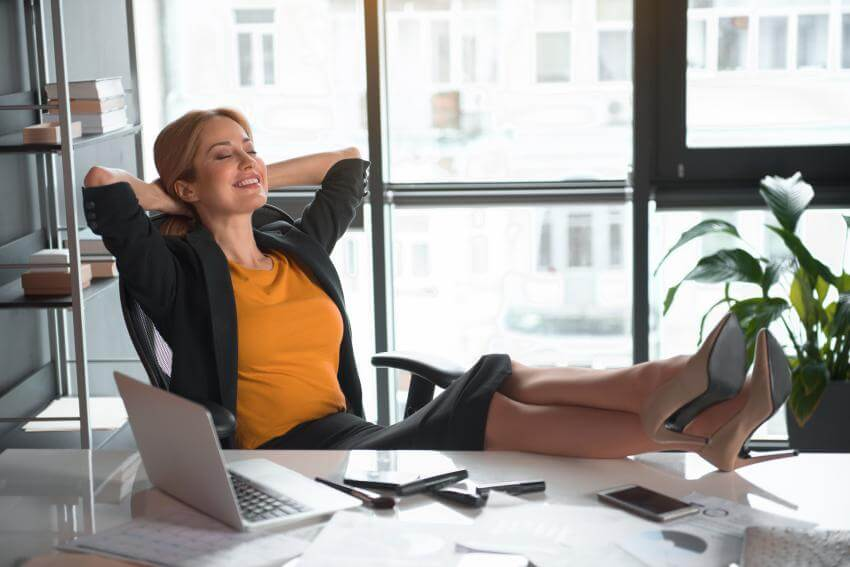 """Stress management a relaxation techniques  A well-known psychologist says: """"You need stress to a certain degree to pus..."""