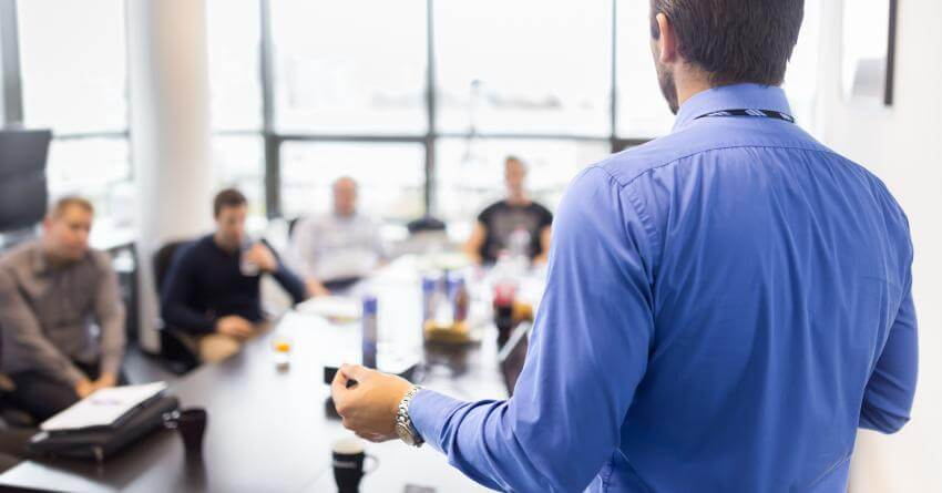 Effective leading of meetings and workshops  This training programme is focused on target group of executives, t...